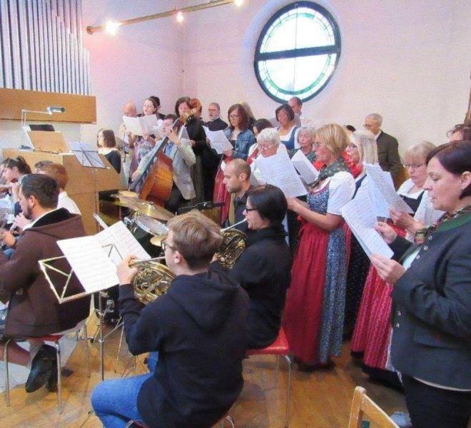 Kirchenchor Pfarre St.Valentin Landschach