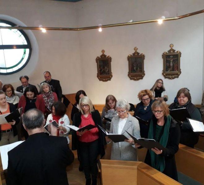 Kirchenchor Pfarre St.Valentin Landschach2