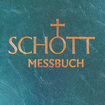 Messbuch Schott
