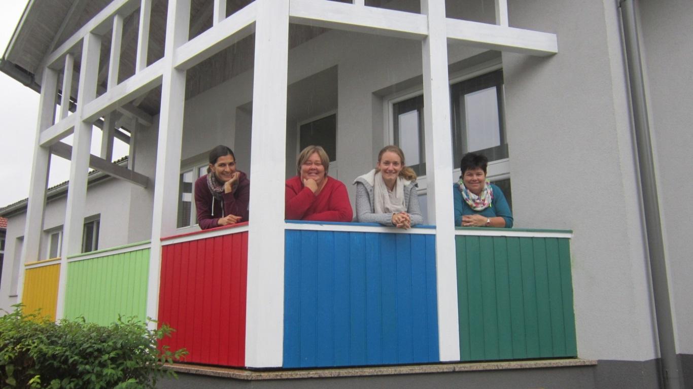 Team Pfarrkindergarten Pfarre St.Valentin Landschach