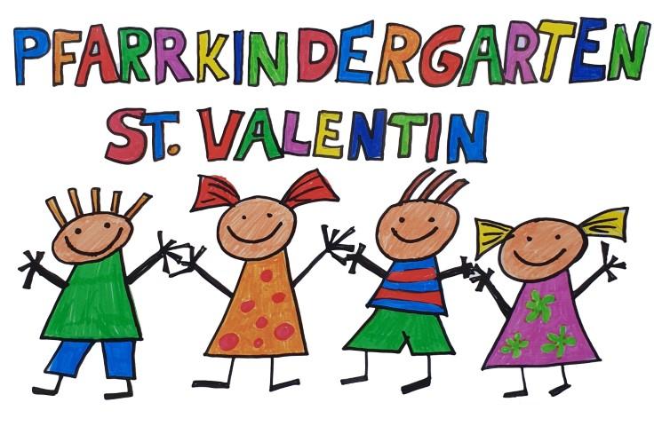 Pfarrkindergarten St.Valentin Landschach Logo