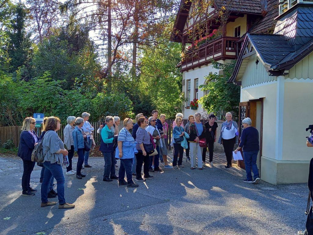 Gebetswanderung KFB in Gloggnitz