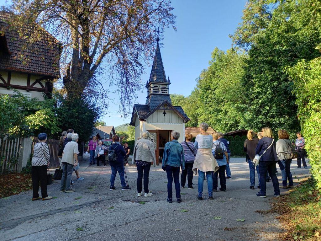 Gebetswanderung KFB in Gloggnitz1